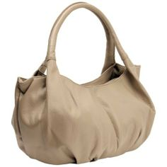 Make a statement just by stepping outside. It's easy when you have this everyday shopper tote slung over your arm. The soft manmade material top double handle handbag helps complete any look, from a casual jeans-and-top combo to a dazzling special event get-up. This bowler provides tons of space to hold all daily essential items or your hard-won bargains from a day of shopping. Stash your stuff in either of this shoulder bag's 2 roomy magnetic closure compartments or 1 large zippered pocke…