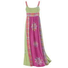 Limelight Batik Dress - New Age & Spiritual Gifts at Pyramid Collection