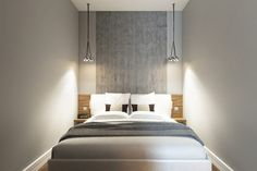 Modern, szép kis lakás fiataloknak, 30m2 egyszerűen berendezve, természetes színekkel