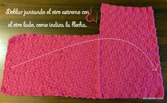 Ponchito Tejido A Dos Agujas – Alicia's Own Crochet Poncho Patterns, Knitted Poncho, Knitting Patterns, Knit Baby Dress, Knit Dishcloth, Web Magazine, Baby Knitting, Wraps, Baby Winter
