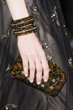 Valentino Paris Fashion Week Spring 2013 Evening Clutches Details (BB)