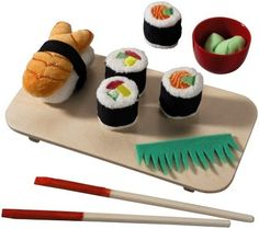 Sushi Set,a great toy!