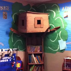 Our magic tree house