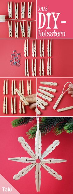 Die 7 Besten Bilder Von Weihnachtsbaumschmuck Selber Basteln