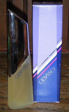 Image detail for -Home » Slip Into Vintage »Avon Odyssey Ultra Cologne Spray 1.8 Fl ...