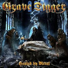 Grave Digger - Healed By Metal (2017) | MP3...
