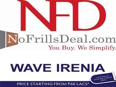 Noida wave irenia 9999999237 by nfd1 via authorSTREAM After grand sucess Amore, Mirius, Eminence, Vasilia and Trucia, Wave city Center Launch the new residentail Tower - luxury 2/3 Bhk apartment with peaceful name - Wave Irenia. Wave Irenia Noida Offer 2/3 bedroom luxury air conditioned residences with four different options viz 880, 970, 1050 and 1305 sq.ft. http://www.waveirenia.com/