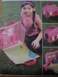 Sewing Pattern McCalls Craft Doll House Furniture Felt Fleece Sew Project 6766    uncut factory fold     international shipping 11.00$     THIS IS A SEWING PATTERN AND NOT THE COMPLETED ITEM(S) SHOWN IN THE PICTURE