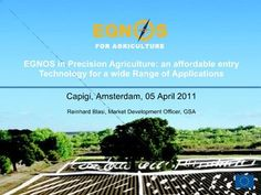 EGNOS in precision agriculture - an-affordable entry technology