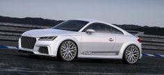 Alles bleibt wie es ist: Der neue Audi TT plus ein Vorgeschmack auf den TT RS