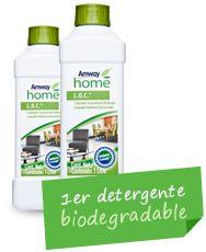 1er Detergente Biodegradable