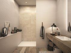 Revestimiento de pared de Wall&Porcelain™ DO UP TOUCH by ABK Industrie Ceramiche