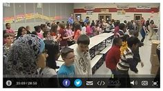 Marshall Elementary School students and Music Teacher John Mayer featured in WHYY First video on April 5, 2013.  (Video Time Stamp 19:05)
