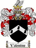 Valentine Coat of Arms / Valentine Family Crest