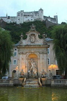 Salzburg Austria, by gregory.dyer