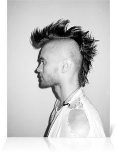 120 Best mohawks images Mens hairstyles Mohawk