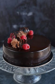 Happy Birthday Chocolate Cake, Birthday Chocolates, No Salt Recipes, Tiramisu Cake, Hungarian Recipes, Sweets Cake, Mousse Cake, Creative Cakes, Cake Cookies