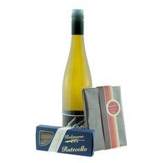 Geschenkset Wein - Schokolade aus der Pfalz klein – Bild 1