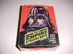Topps 1980 Star Wars The Empire Strike Back by ThriftStoreUSA, $350.00