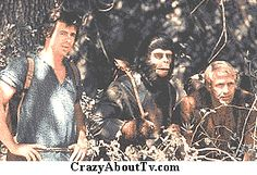 Planet of the Apes TV Show Cast Members