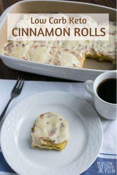 Keto Cinnamon Rolls | noneez1012 | Copy Me That