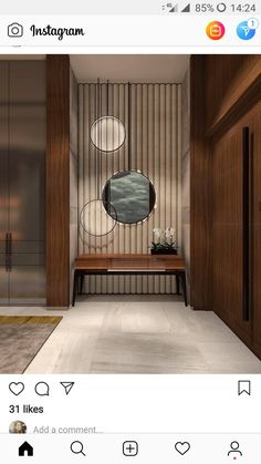 47 Ideas Chinese Furniture Design Mirror For 2019 Asian Interior, Japanese Interior, Interior Exterior, Luxury Interior, Modern Interior, Interior Design, Entrance Design, Door Design, House Design