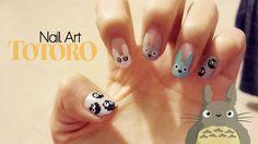Uñas Totoro