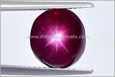 Natural Exclusive RUBY Star Top  Code : BRS 113