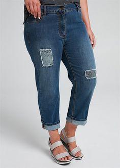 Plus Size Womens Denim Jeans - Buy Online in Australia - WALKING AWAY CROP JEAN Clothing, Shoes & Jewelry - Women - Clothing - jeans women plus size - http://amzn.to/2kJLxY4