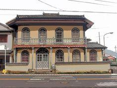 外国人貿易商の接待所として作られた - 有田異人館