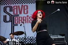 """ICYMI: #Repost @laurie.fane: """"I'm the singer that when you think I'm singing to you, I really am. I'm really f*cking looking at you and I'm really singing to you. I love that feeling."""" - Check out my full Riot Fest interview with Save Ferris frontwoman Monique Powell over at @rebelliousmagazine ♥️🖤♥️🖤 #RiotFest #SaveFerris #moniquepowell #rebelliousmagazine #chigram #chicago #ska #punk #livemusicphotography #musicphotography #concertphotography Save Ferris, Ska Punk, Concert Photography, You And I, Singing, Interview, Chicago, My Love"""