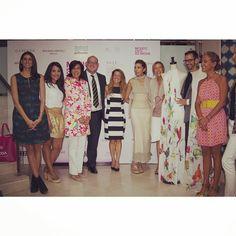 Hoy ha sido un día muy especial, estrechando lazos entre #México y #España por el #20aniversarioMJ @macariojimenez en @gancedo_tapicerias con @pullmantur @carlabulgariaRB @magosherrera @karlasarti @marianapad @pablosraphael #MexicoEstaDeModa #PullmanturInspira #MEDMGancedo #MexicoGlobal #MJ