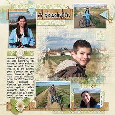 ScrapStory: A bicyclette