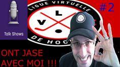 (FR/QC) Ont jase de LVHockey en séries !  TALK SHOW  !!!  #letsplay #lvh #vhl #maitrefun #fr #qc #lvhockey #talkshow