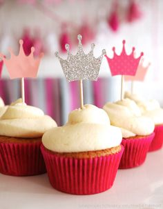 DIY Princess Party Decorations  17 Silhouette Crafts!