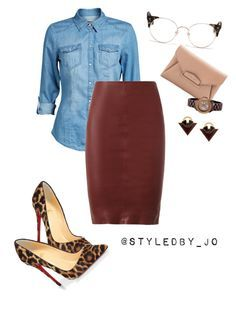 """""""Library"""" by styledby-jo ❤ liked on Polyvore"""