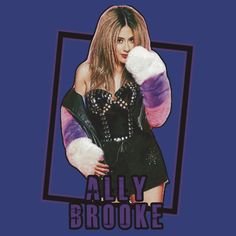 ALLY BROOKE FROM FIFTH HARMONY 2017 PHOTOSHOOT. This artwork available on unisex t-shirt, iphone & samsung case, sticker, mug, and 20 other products.  Get yours now harmonizers!.
