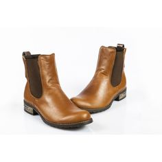Dámske čižmičky - hnedé - manozo.hu Chelsea Boots, Ankle, Shoes, Fashion, Moda, Zapatos, Wall Plug, Shoes Outlet, Fashion Styles