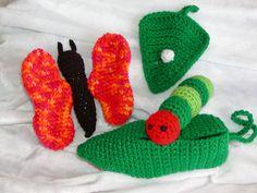 Ravelry: Growing Butterfly Pattern pattern by Melissa Shepard