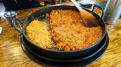 seoul must eat foods chicken dakgalbi