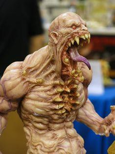 Arte Horror, Horror Art, Horror Masks, Creature Feature, Creature Design, Alien Concept, Creature Concept Art, Creepy Art, Monster Art