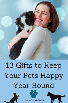 Treat your pet year round with any of these gifts.