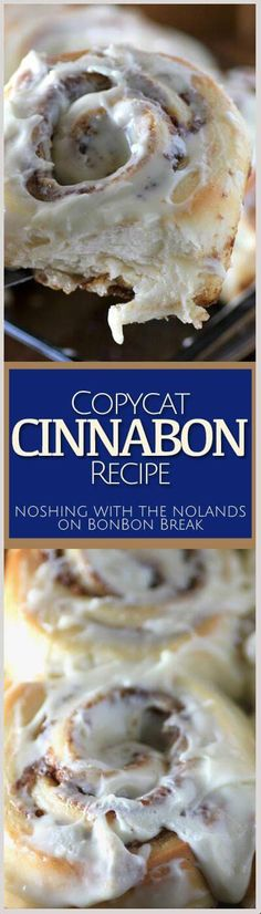 This Copycat Cinnabon Recipe delivers everything you dreamed of in a perfect cinnamon roll and made fresh at home.