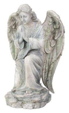 Gaurdian Angel Rampel Sculpture