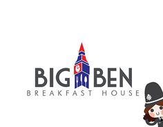"""Check out new work on my @Behance portfolio: """"Big Ben Breakfast House │ Brand and Corporate Design"""" http://be.net/gallery/32251503/Big-Ben-Breakfast-House-Brand-and-Corporate-Design"""