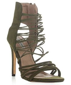 Cape Robbin Anoxa-1 Women's Faux Suede Open Toe Strappy Caged Heel Pump OLIVE (6) CAPE ROBBIN http://www.amazon.com/dp/B01D2SH34W/ref=cm_sw_r_pi_dp_c8V6wb13NY3FV