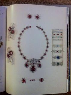 Queen Elizabeth's jewels