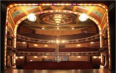 Hawke's Bay Opera House - Hastings, NZ.   Perf. 'Havoc In The Garden'.