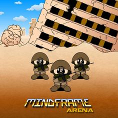 Mindframe Arena soldiers! #gamedev #videogame #gaming #callofdutty Game Dev, Soldiers, Videogames, Gaming, Movies, Movie Posters, Art, Art Background, Films