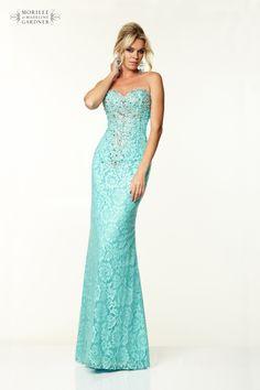Mori Lee Paparazzi Prom Dress - Style 97012 - Available in Aqua & Ivory/Nude - http://www.pandorasprom.co.uk/